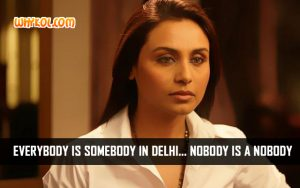 RAni Mukherjee in No One Killed Jessica | Dialogues
