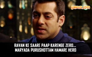 Top Dialogues of Salman Khan | Prem Ratan Dhan Payo