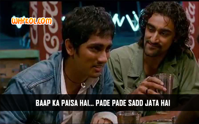 Siddharth dialogues | Rang de Basanti | Hindi Movie