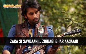 Dialogues from the Famous Bollywood Movie Rockstar