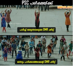 Malayalam PSC Trolls | Jokes images | Kerala Funny Pictures