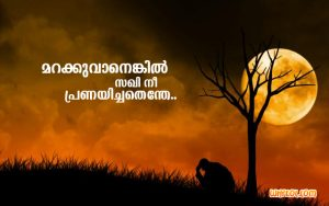 Lost Love Boys Quotes | Malayalam Sad Images