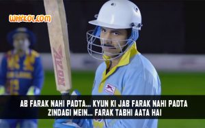 Inspirational Dialogues from Azhar | Emraan Hashmi