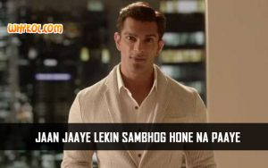 Hate Story 3 dialogues | Karan Singh Grover