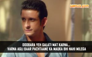 Sharman Joshi Dialogues images | Hindi Movie Hate Story 3