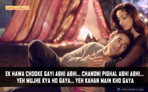 Love Quotes from Bollywood Movies | Junooniyat
