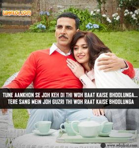 Bollywood Movie Rustom Dialogues | Akshay Kumar