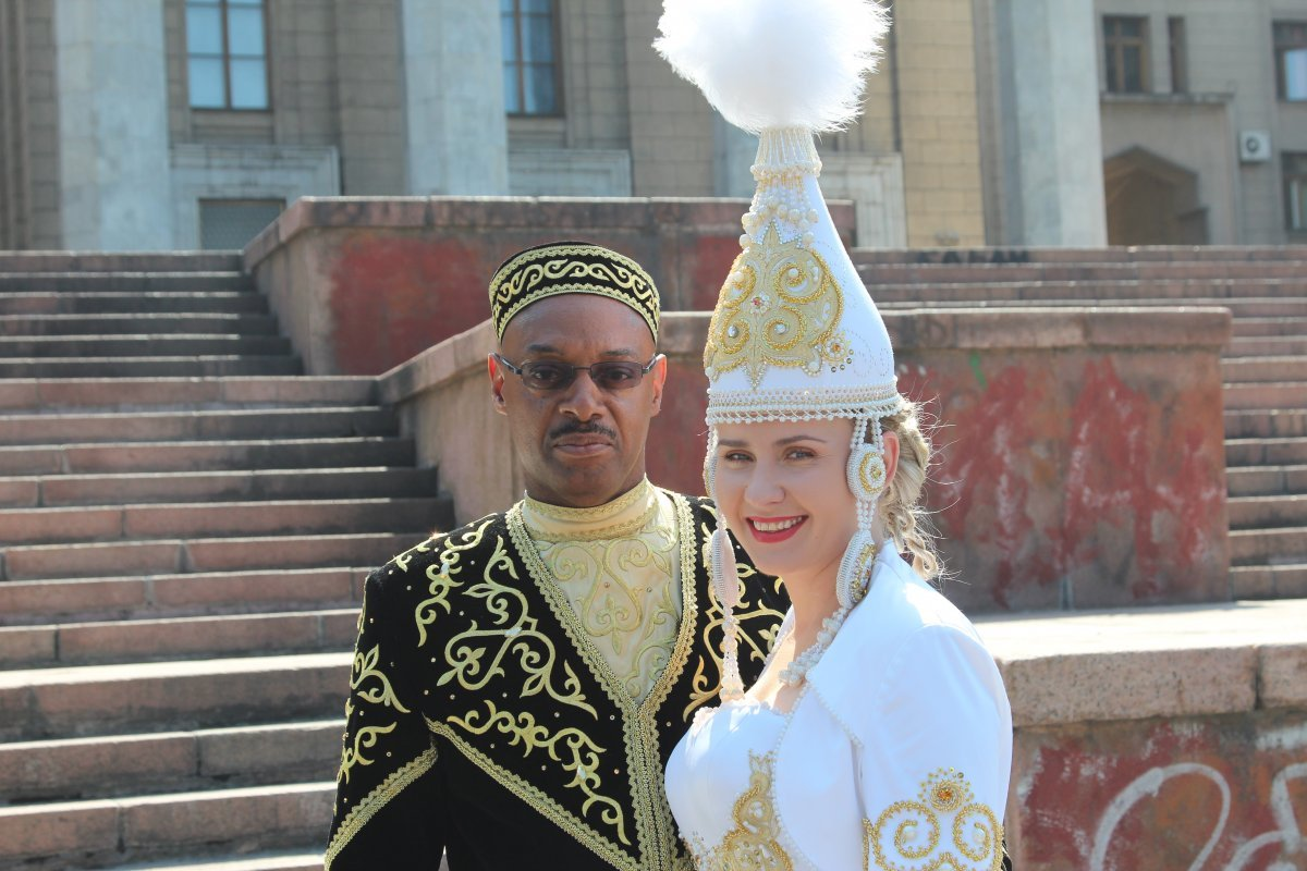 Traditional Kazakhstan