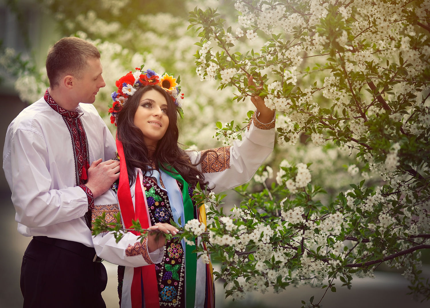 Traditional Ukrainian