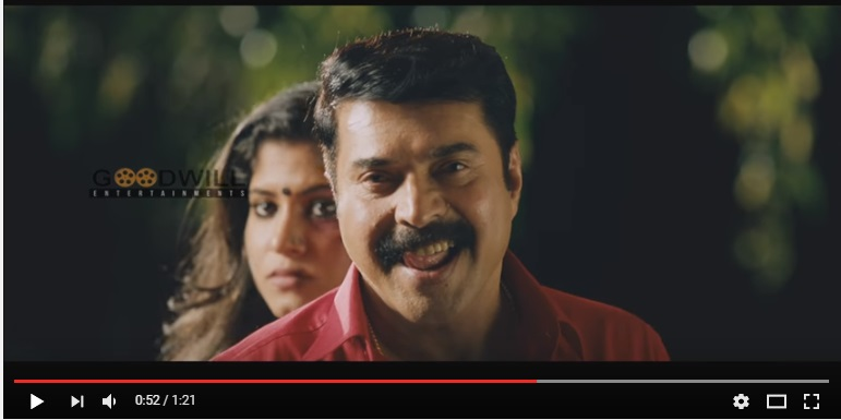 Mammookka Intro from Kasaba