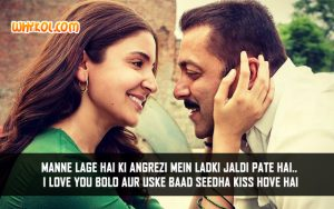 Salman Khan Comedy Scenes from Sultan