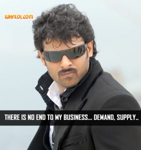Prabhas Dialogues from Billa | Telugu Movie