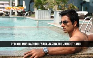 Sonu Sood Dialogues from the Telugu Movie Julayi