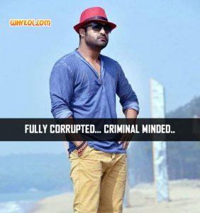Famous Tollywood Movie Dialogues | Jr NTR in Temper