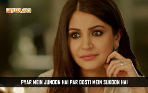 Hindi Friendship Quotes From Movies | Anushka Sharma