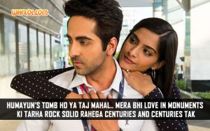 Hindi Love Quotes From Movies | Bewakoofiyaan