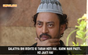 D-Day Movie Dialogues in Hindi | Irrfan Khan