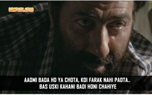 Sunny Deol Dialogues From The Movie Dishkiyaoon