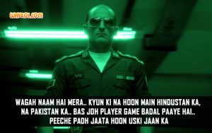 Akshaye Khanna Dialogues From The Hindi Movie Dishoom