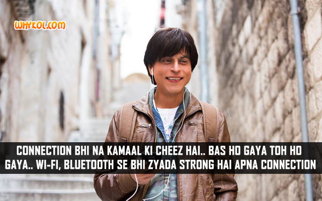 Famous Bollywood Movie Dialogues | SRK in Fan