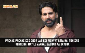 Akshay Kumar Dialogues From Gabbar is Back | Hindi Action Scenes