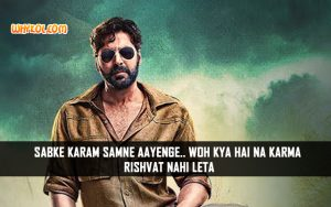 Akshay Kumar Hindi Movie Dialogues Gallery