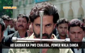 Gabbar Is Back Action Scenes | Akshay Kumar Popular Dialogues