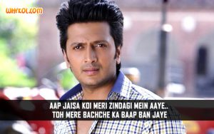 Ritesh Deshmukh Dialogues From Humshakals | Bollywood