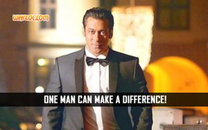 Salman Khan Inspirational Dialogues From Jai Ho