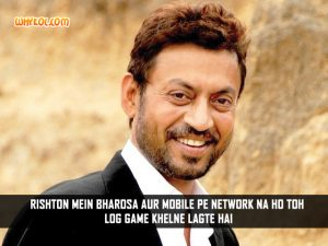 Jazbaa Hindi Movie Quotes | Irrfan Khan Dialogues