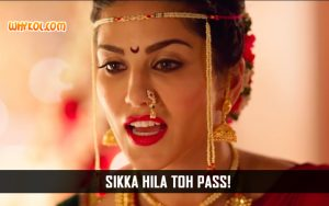 Sunny Leon Adult Dialogues From The Movie Mastizaade