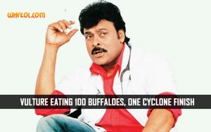 Popular Dialogues Of Chiranjeevi From Shankar Dada MBBS