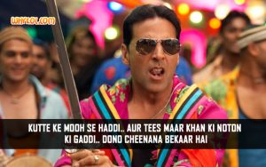 Akshay Kumar Best Dialogues From Tees Maar Khan