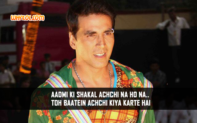 Akshay Kumar Comedy Dialogues Collection | Tees Maar Khan