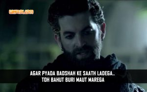 Neil Nitin Mukesh Dialogues From Wazir