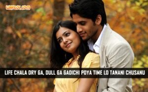 Samantha and Naga Chaitanya Love Movie Ye Maaya Chesave Dialogues