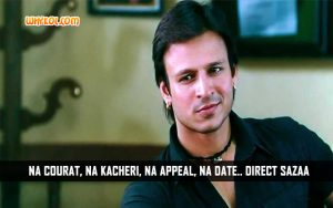 Vivek Oberoi Dialogues From The Movie Zila Ghaziabad
