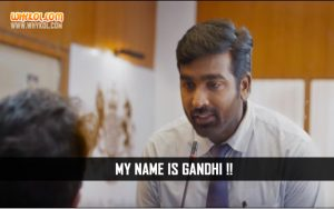 Vijay Sethupathi Dialogues From Aandavan Kattalai Tamil Movie