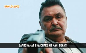 Rishi Kapoor Dialogues From Aurangzeb Movie | Hindi