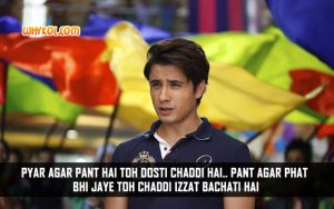 Hindi Friendship Quotes From Movies | Chasme Baddoor