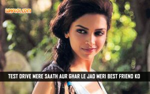 Deepika Padukone Funny Adult Dialogues in Hindi