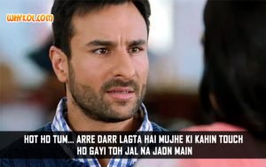 Saif Ali Khan Dialogues From The Movie Cocktail