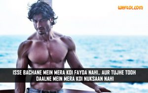 Hindi Movie Commando Action Dialogues | Vidyut Jamwal