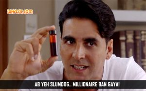 Akshay Kumar Comedy Dialogues From Entertainment