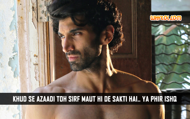 Quotes On Love From Bollywood Movies | Fitoor