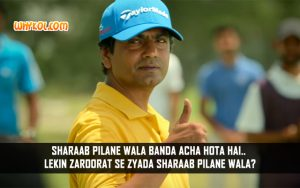 Some Popular Dialogues From Freaky Ali | Nawazuddin Siddiqui