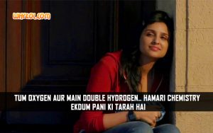 Parineeti Chopra Dialogues From Hasee Toh Phasee