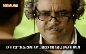 Paresh Rawal Dialogues From The Hindi Movie Himmatwala