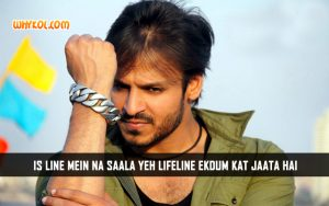 Popular Dialogues Of Vivek Oberoi From Jayantabhai Ki Luv Story