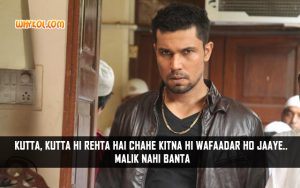 Hindi Film Dialogues | Randeep Hooda in John Day